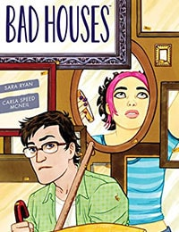 Bad Houses Comic