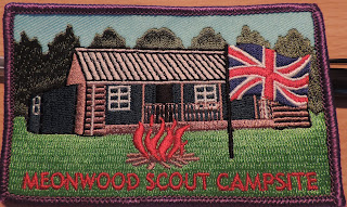 meonwood campsite scout badge
