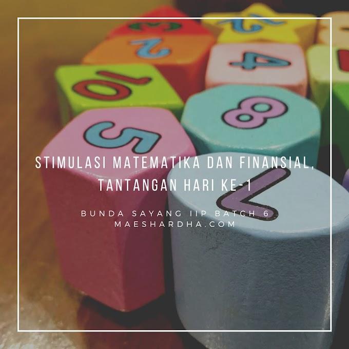 Stimulasi Matematika dan Finansial, Tantangan Hari Ke-1