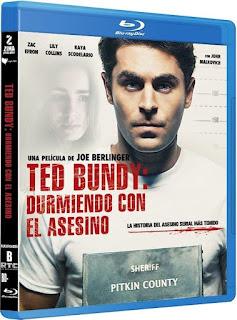 Ted Bundy: Durmiendo con el Asesino [BD25] *Con Audio Latino