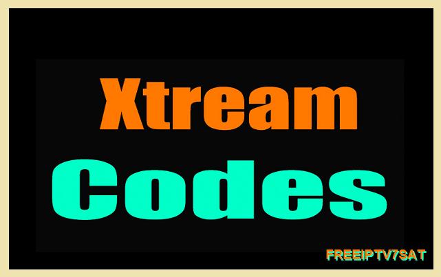 FREE CODES XTREAM IPTV -2019