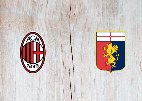 Milan vs Genoa -Highlights 18 April 2021