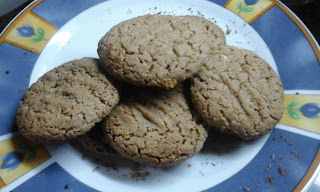 Galletitas de Maní