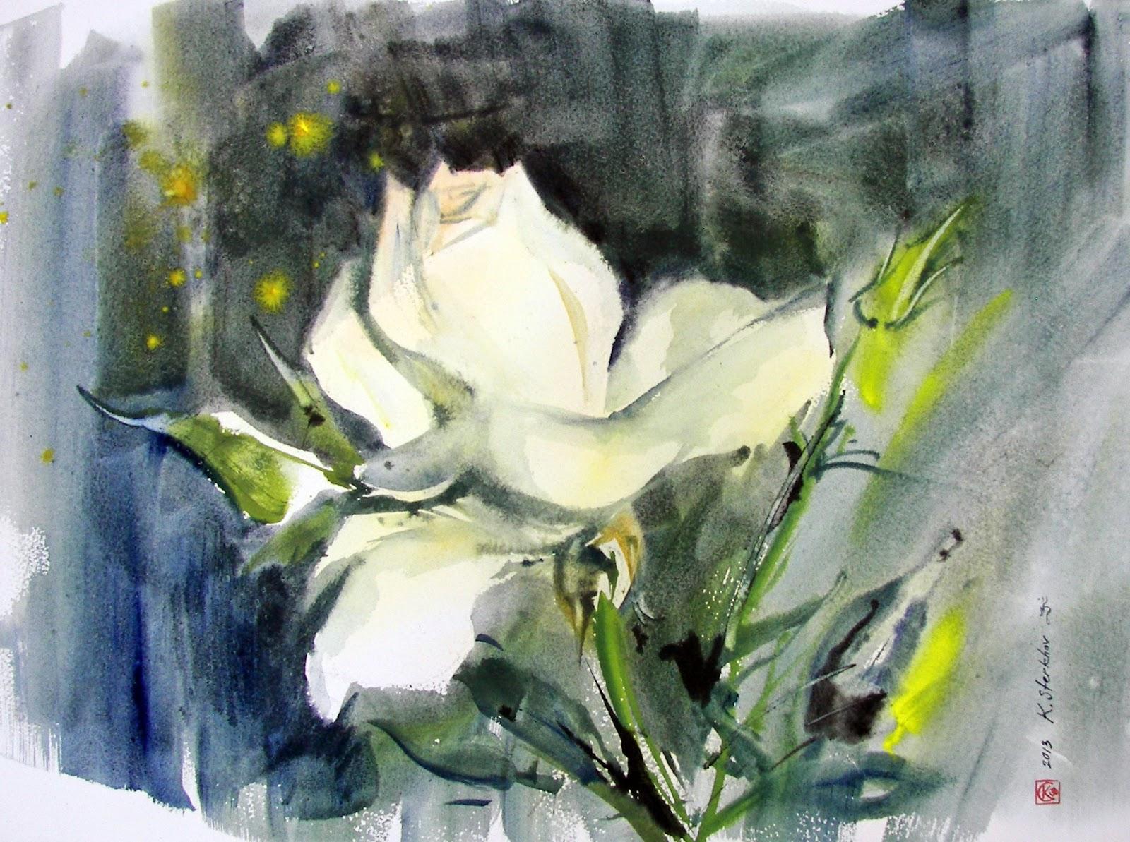 Art Of Watercolor May 2014