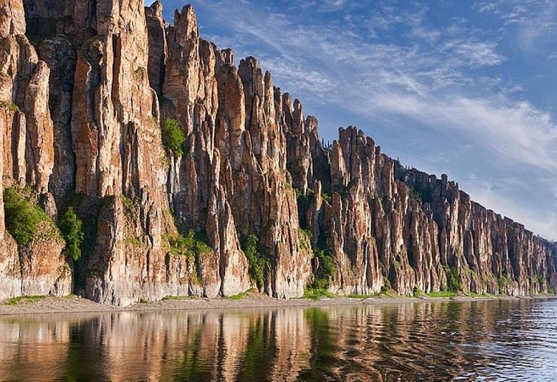 Misteri Pilar Lena, Struktur Batu Paling Menakjubkan di Bumi