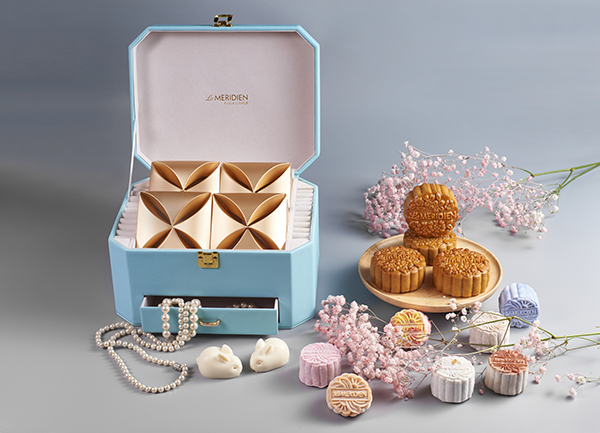 Mooncakes in Mid-Autumn festive galore with Marriott Bonvoy Hotels & Resorts, Malaysia