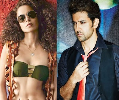 Kangana Ranaut CLAIMS Hrithik Roshan was the HACKER and IMPOSTER ...!!