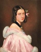 Подборка живописи  «Дама в розовом»