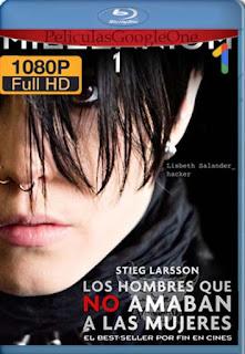 Millennium 1: Los Hombres Que No Amaban A Las Mujeres  [2009] [1080p BRrip] [Latino-Inglés] [GoogleDrive] LaChapelHD