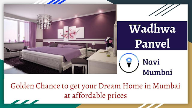 Define Your Best Stance through Wadhwa Panvel Apartment