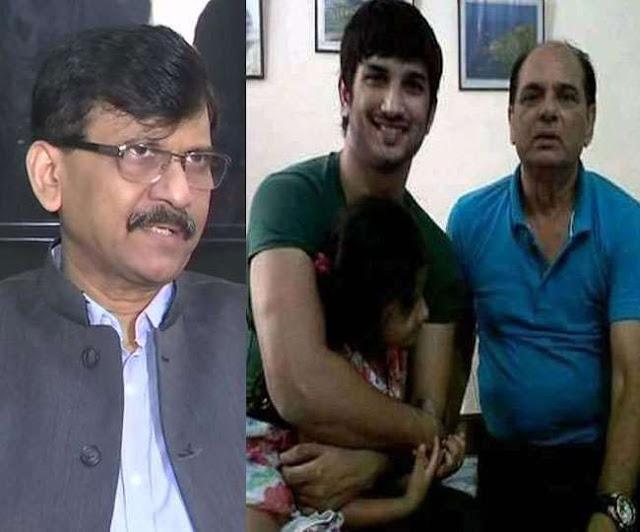 Sushant Singh Rajput Death: शिवसेना MP के बयान से भड़का सुशांत का परिवार, बोला- बंद करो गंदी राजनीति