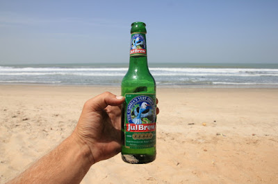 Julbrew minuman khas negara gambia