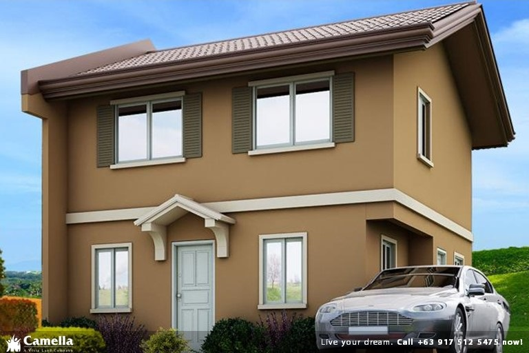 Dana - Camella Vita Tierra Nevada| Camella Affordable House for Sale in General Trias Cavite