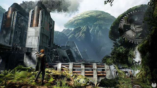 A aventura em terceira pessoa da Respawn Entertainment permitirá viajar com liberdade a distintos planetas, mas uma vez neles, deverá retornar a nave manualmente.