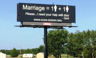 Marriage Billboard
