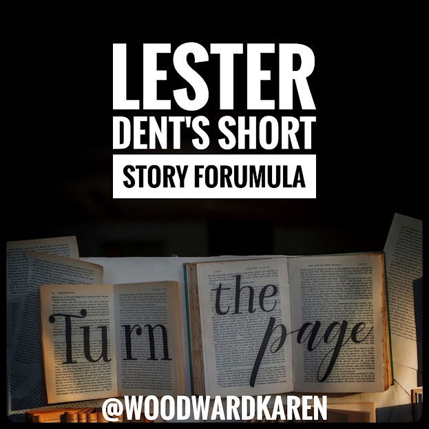 Lester Dent's Short Story Forumula