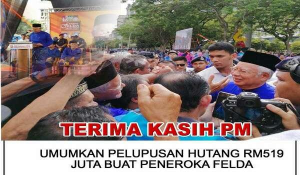 MRT: Najib Hanya Teruskan Projek Era Mahathir? Mahathir Usah Nak Perasan Lah