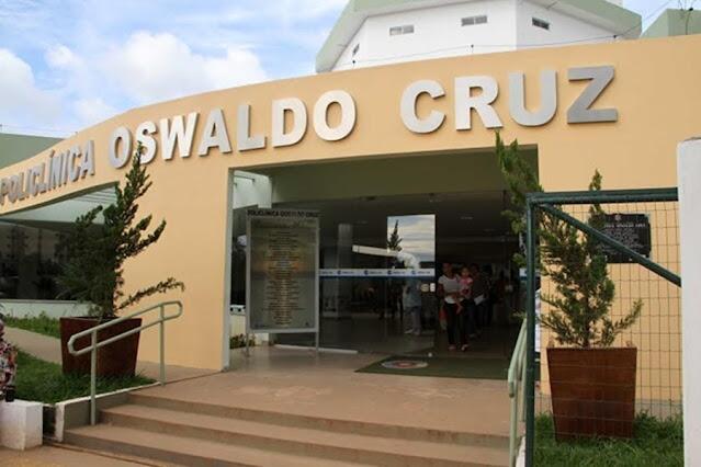 Policlínica Oswaldo Cruz realiza mutirão de consultas com endocrinologista e cardiologista