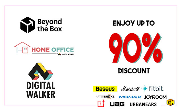 Beyond the box 90% discount gizmo manila