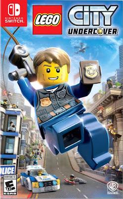 Lego City 2017 DVD Custom HD Latino