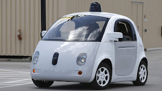 Self Driving And Parking Vehicles