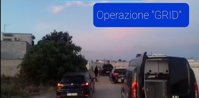 """Operazione """"GRID"""" dei carabinieri, arrestate 29 persone, droga, armi, ricettazione"""