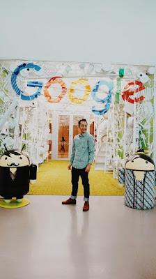 kunjungan ke kantor Google Indonesia