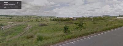 Governo não cumpre promessa de construir pátio do Detran em Limoeiro