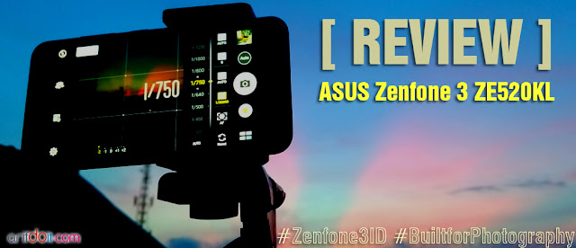 Review Asus Zenfone 3 ZE520KL