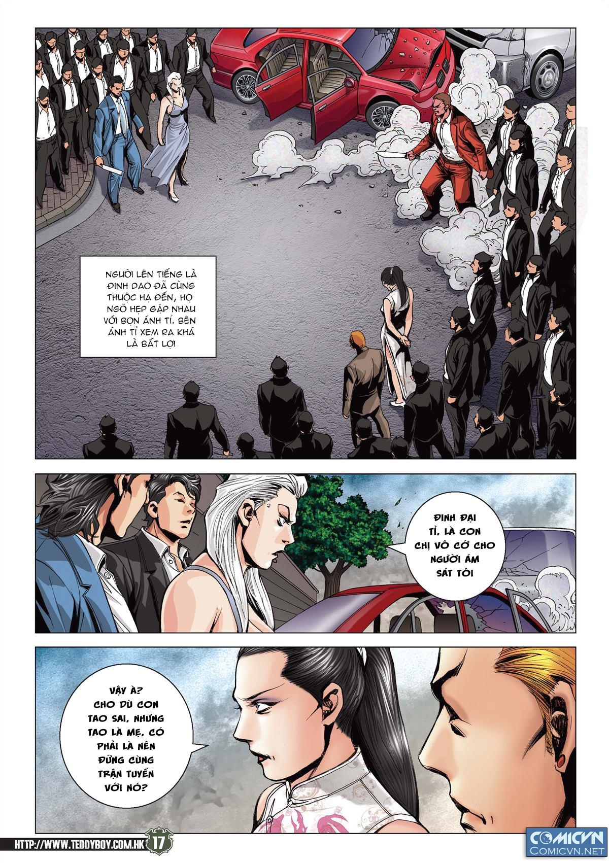 Người Trong Giang Hồ RAW chap 2085 - Trang 15
