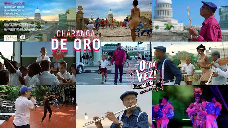 José Loyola y la Charanga de Oro - ¨Otra vez, La Habana !¨ - Videoclip - Dirección: Omar Durán - Sebastián Miló. Portal Del Vídeo Clip Cubano