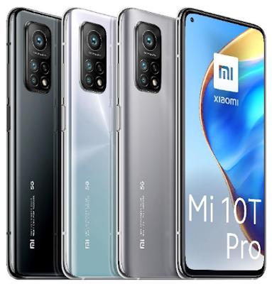 MI Series Berikutnya, Xiaomi MI 10 T Series xiaomiintro