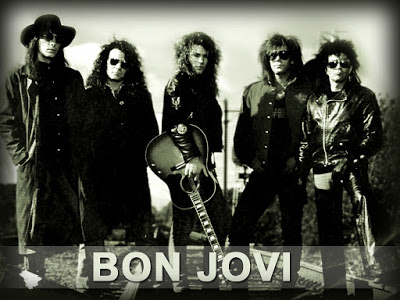Lirik Lagu One Wild Night ~ Bon Jovi