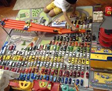 CARS, CARS, CARS - BOY'S LOVE FOR RACING CARS