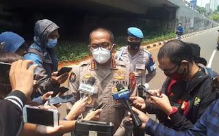 Polisi mengamankan banyak massa perusuh