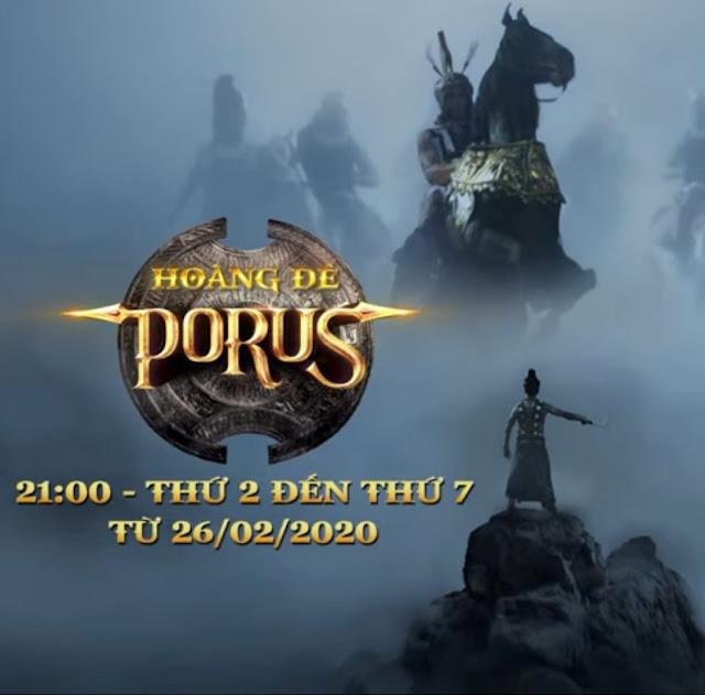 Hoàng Đế Porus