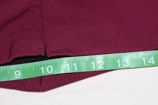 TNG season 2 admiral uniform - back panels