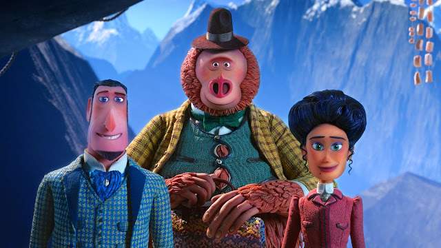 Missing Link: Film Review