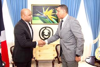 Jamaica y República Dominicana buscan fortalecer aún más sus relaciones  diplomáticas.