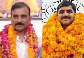 ब्लॉक प्रमुख के चुनाव में बाहुबली एमएलसी बृजेश सिंह परिवार का दिखा दबदबा    | #NayaSaberaNetwork