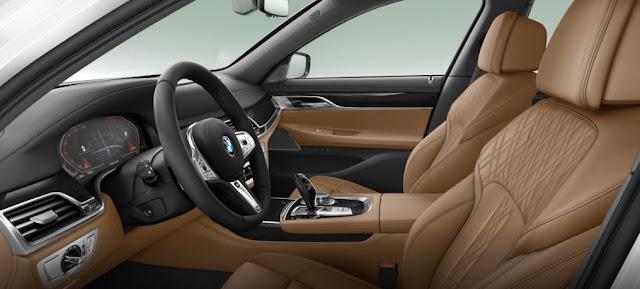 2021-bmw-750- xdrive-interior-cognac-style