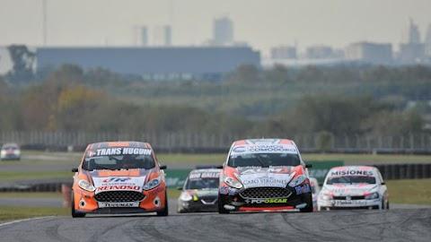 Ale Bucci Racing se destacó en Buenos Aires con sus tres pilotos: Yerobi casi gana, 3º Bestani y Abdala sigue líder del torneo