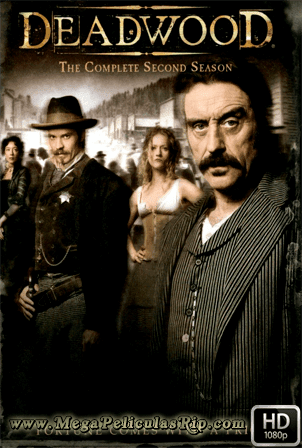 Deadwood Temporada 2 1080p Latino