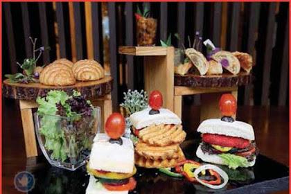 Resep Vegetarian Sanwich