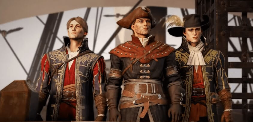 GreedFall Gameplay Overview Trailer