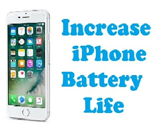 increase iphone battery life