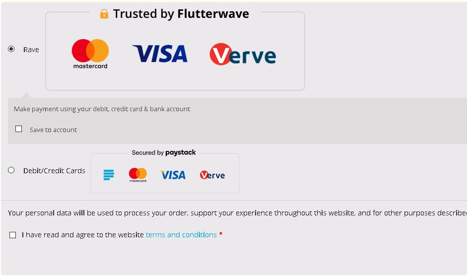 Payment Agora Marketplace