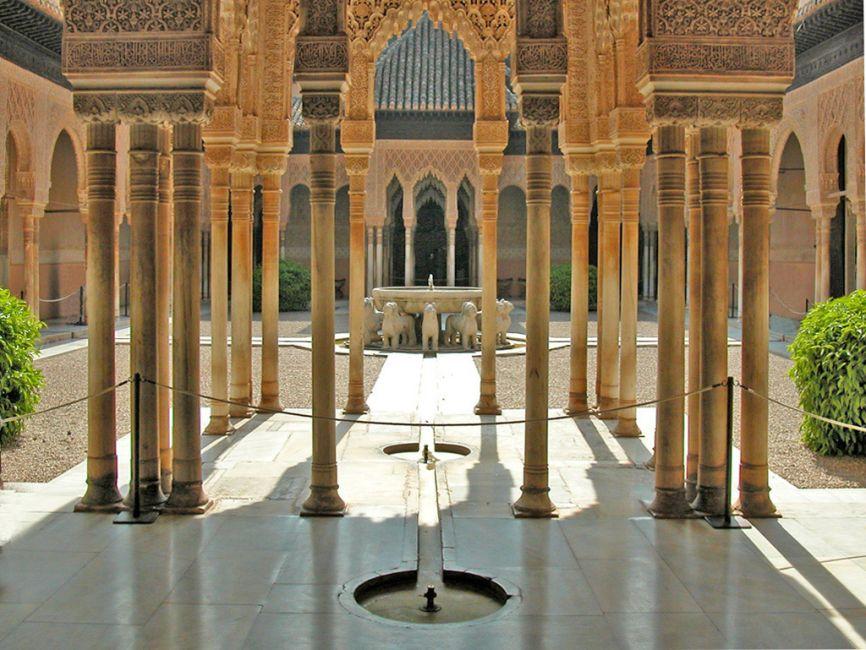 Blog de los nios La Alhambra contada a los nios