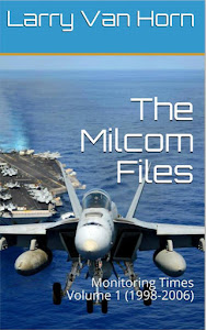 The Milcom Files Series (3 Edition Set)