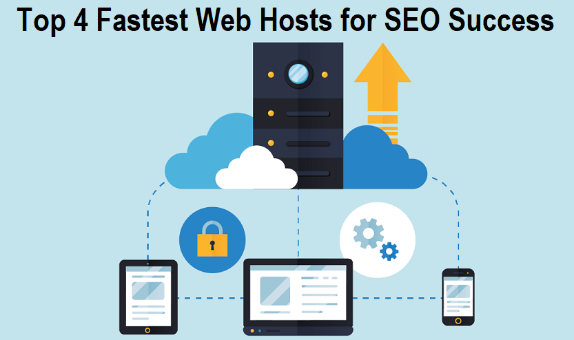 Fastest Web Hosts